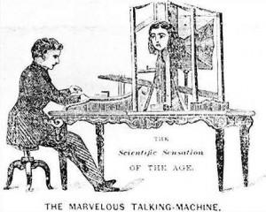 Talking Head Machine