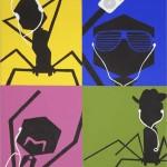 Bacteriophage meets iPod Dance- by Lauren Singroy