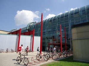 waterloo campus bikes