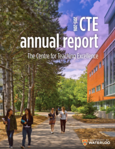 2015-2016 CTE Annual Report