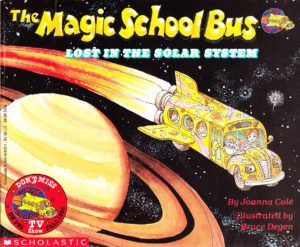 Magic School Bus book cover