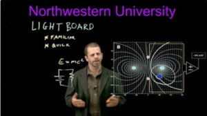 lightboard image